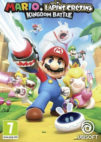 Mario + Rabbids Kingdom Battle (2017)