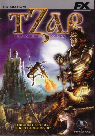 Огнём и мечом / Tzar: The Burden of the Crown (1999) PC | RePack от R.G. Catalyst
