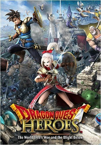 Dragon Quest Heroes - Slime Edition (2015) PC | Лицензия