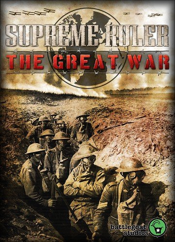 Supreme Ruler The Great War (2017) PC | Лицензия