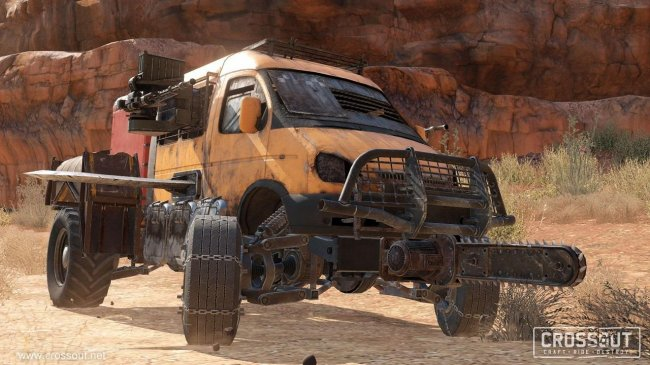 Crossout (2017) PC | Online-only