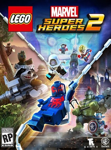 LEGO Marvel Super Heroes 2 [v 1.0.0.13948 + 5 DLC] (2017) PC | RePack от xatab