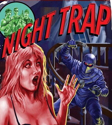 Night Trap - 25th Anniversary Edition (2017) PC | Лицензия