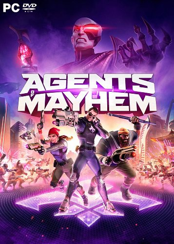 Agents of Mayhem [v 1.06 + DLC's] (2017) PC | RePack от xatab