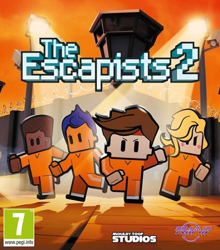 The Escapists 2 [Update 3 + 1 DLC] (2017) PC | RePack от xatab