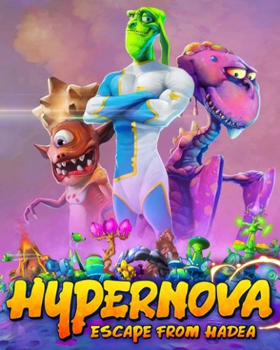 HYPERNOVA: Escape from Hadea (2017) PC | Пиратка