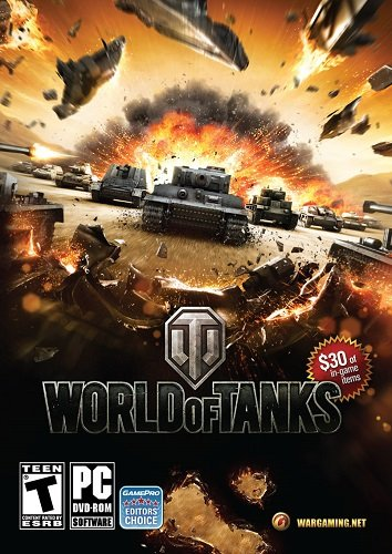 Мир Танков / World of Tanks [0.9.20.0.560] (2010) PC | Online-only