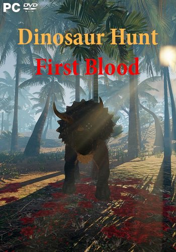 Dinosaur Hunt First Blood (2017) PC | Лицензия