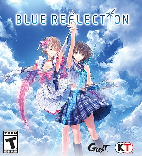 Blue Reflection [v1.01/Update 1 + DLC] (2017) PC | RePack от FitGirl
