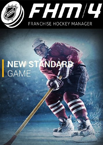 Franchise Hockey Manager 4 (2017) PC | Лицензия
