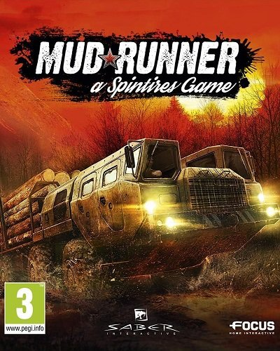 Spintires: MudRunner [Update 9 + 3 DLC] (2017) PC | RePack от xatab
