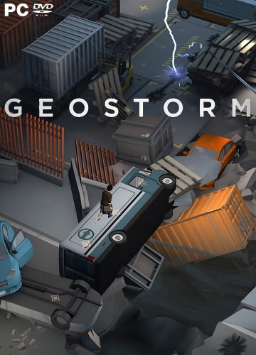 Geostorm - Turn-Based Puzzler (2017) PC | Пиратка