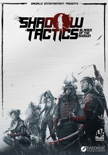Shadow Tactics: Blades of the Shogun [v 1.4.4.f] (2016) PC | RePack от R.G. Catalyst