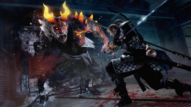 Nioh: Complete Edition [v 1.21.04] (2017) PC | RePack от xatab