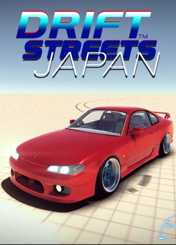Drift Streets Japan (2015) PC | Пиратка