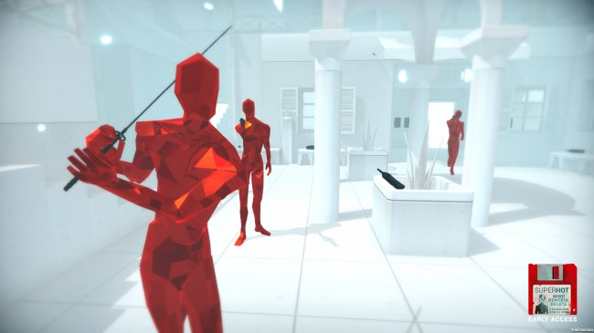 SUPERHOT: MIND CONTROL DELETE (2017) PC | Early Access