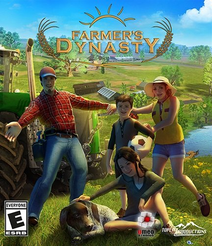 Farmer's Dynasty (2017) PC | Early Access