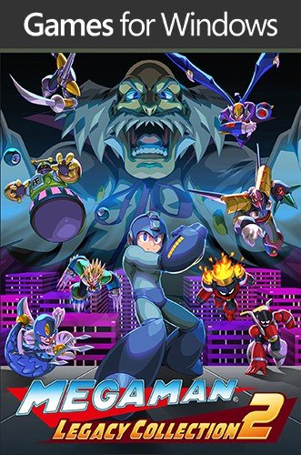Mega Man Legacy Collection 2 (2017) PC | Пиратка