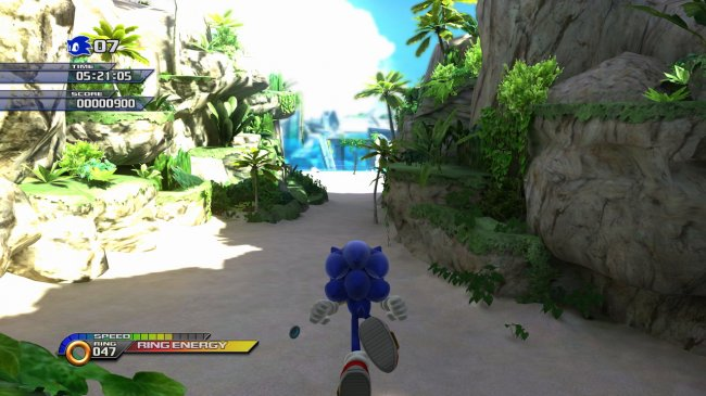 Sonic Unleashed (2008) PC | Пиратка