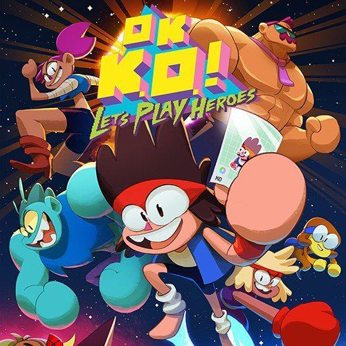 OK K.O.! Let's Play Heroes [v 1.0.0.157] (2018) PC | RePack от qoob