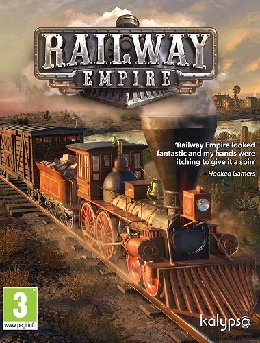 Railway Empire [v 1.5.0.21590 + 3 DLC] (2018) PC | RePack от xatab