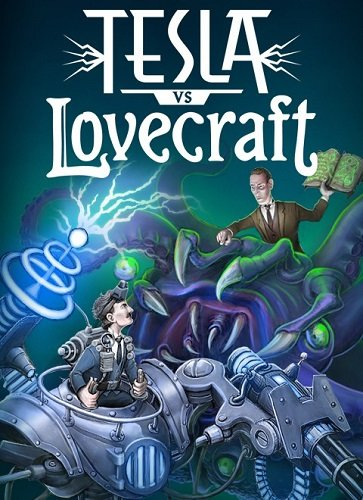 Tesla vs Lovecraft (2018) PC | Пиратка