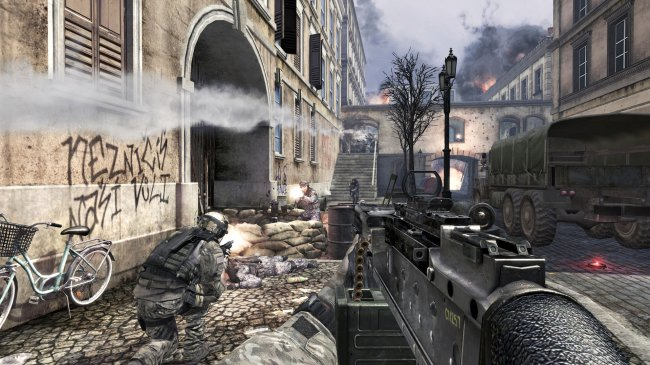 Call of Duty: Modern Warfare 3 (2011) PC | RePack от xatab