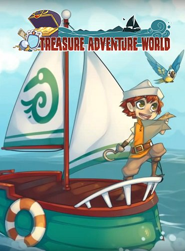 Treasure Adventure World (2018) PC | Лицензия