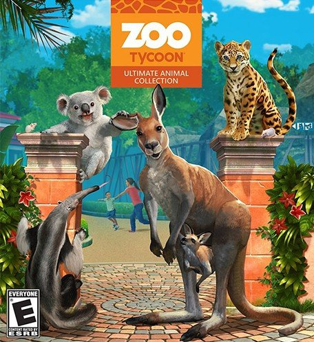 Zoo Tycoon: Ultimate Animal Collection (2018) PC | RePack от xatab