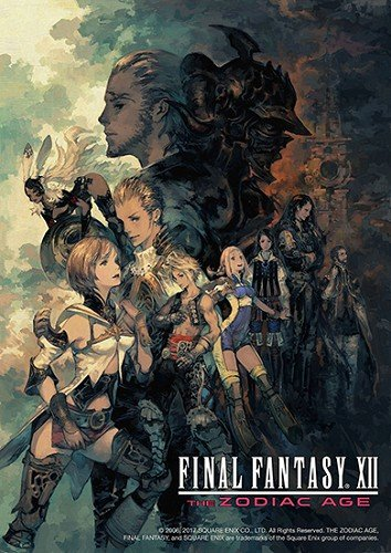 FINAL FANTASY XII THE ZODIAC AGE (2018) PC | RePack от xatab