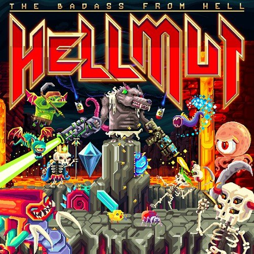 Hellmut: The Badass From Hell (2018) PC | Лицензия