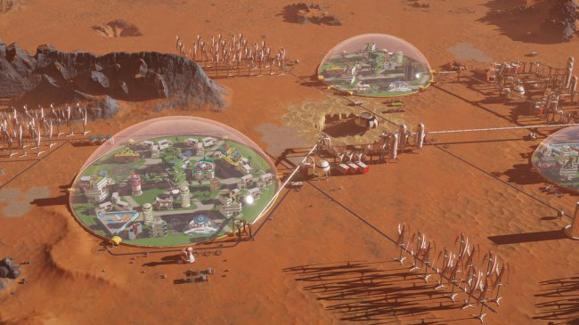 Surviving Mars: Digital Deluxe Edition [Update 12 + DLCs] (2018) PC | RePack от xatab