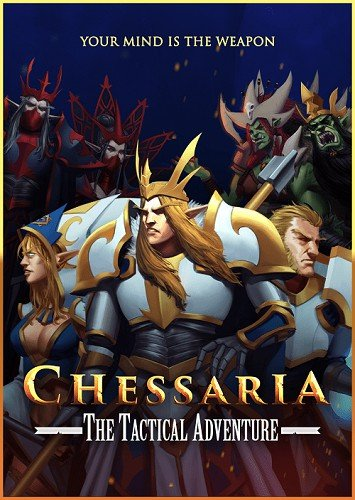 Chessaria: The Tactical Adventure (2018) PC | Лицензия