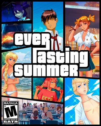 Бесконечное лето / Everlasting Summer [v1.2 +DLC] (2013) PC | Repack от Other s