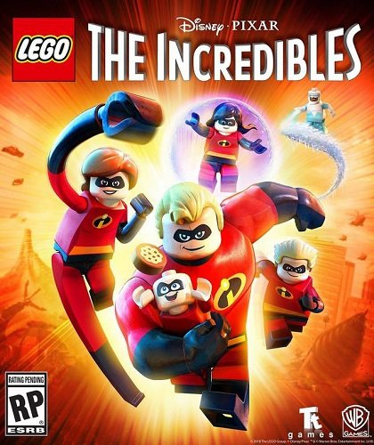 LEGO The Incredibles [1.0.0 + 1 DLC] (2018) PC | RePack от qoob