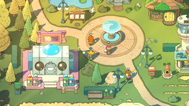 The Swords of Ditto (2018) PC | Лицензия