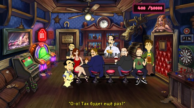 Leisure Suit Larry: Reloaded (2013) PC | RePack от R.G. Механики