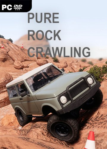Pure Rock Crawling (2018) PC | Пиратка