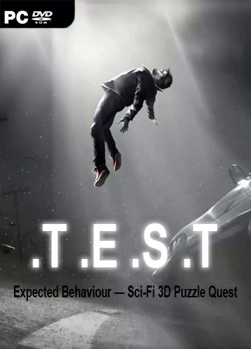 .T.E.S.T: Expected Behaviour — Sci-Fi 3D Puzzle Quest (2018) PC | Лицензия