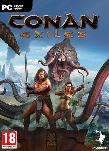 Conan Exiles [build 104617 + DLCs] (2018) PC | Repack от xatab