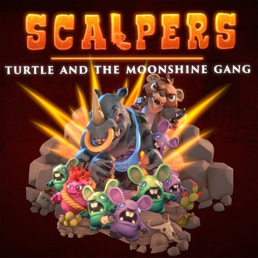 SCALPERS: Turtle & the Moonshine Gang (2018) PC | RePack от Pioneer
