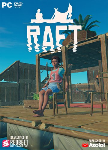 Raft [Update 7 | Early Access] (2018) PC | RePack от qoob