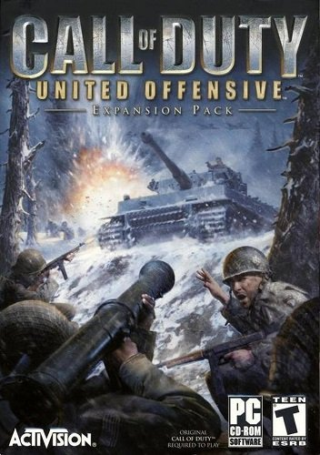 Call of Duty United Offensive (2004) PC | RePack от Canek77