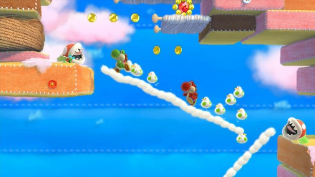 Yoshi's Woolly World (2015) PC | Пиратка