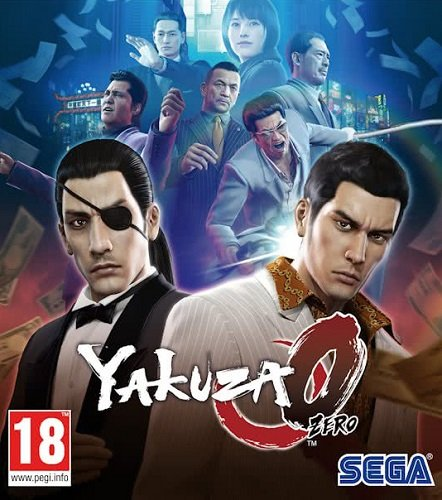 Yakuza 0 - Digital Deluxe Edition (2018) PC | Лицензия