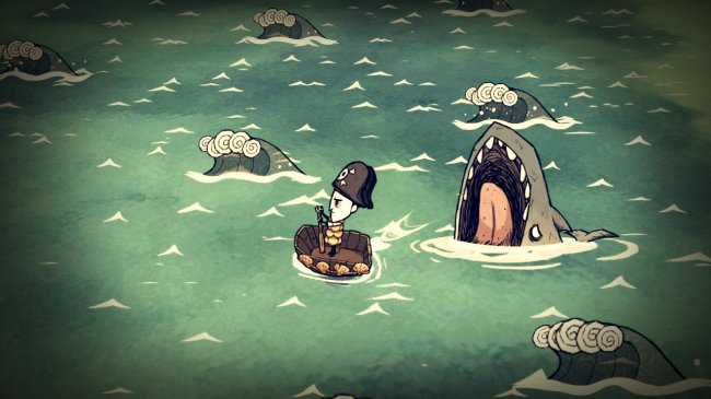Don't Starve Shipwrecked (2015) PC | Лицензия