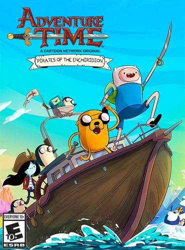 Adventure Time: Pirates of the Enchiridion (2018) PC | Лицензия