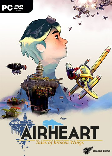 AIRHEART - Tales of broken Wings (2018) PC | Лицензия
