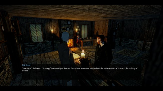 Arkhangel: The House of the Seven Stars (2018) PC | Лицензия