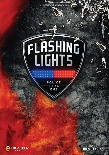 Flashing Lights - Police Fire EMS (2018) PC | Early Access